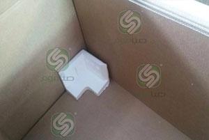 پلاستوفوم گوشه بسته بندی هود صبافوم