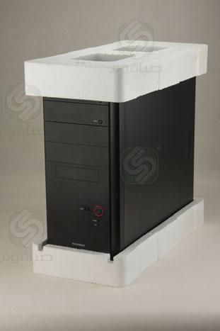 پلاستوفوم بسته بندی کیس کامپیوتر
