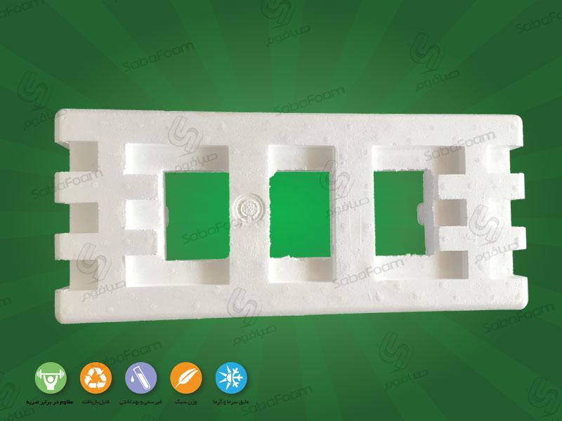 پلاستوفوم بسته بندی سینک
