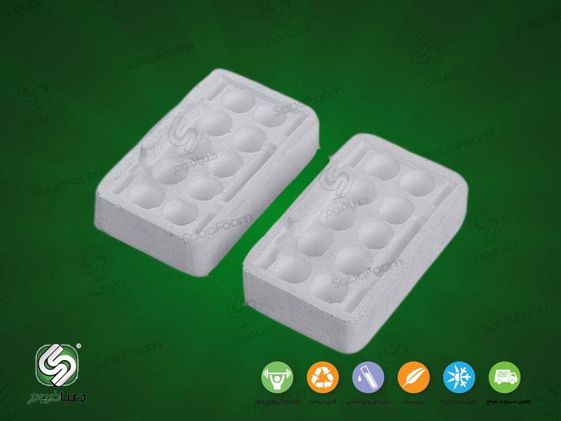 یونولیت پلاستوفوم بسته بندی دارویی