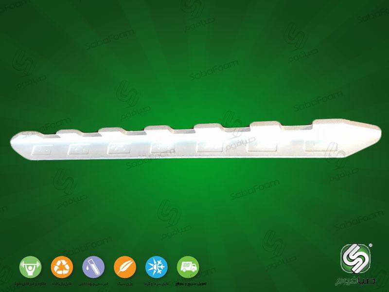 یونولیت بسته بندی یخچال - نبشی 1.5 متری